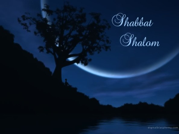 ShabbatShalomboyandmoon