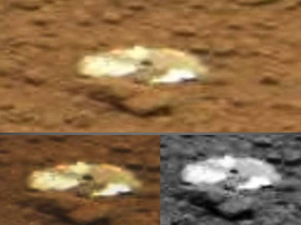 mars anomalies mars rover curiosity 2013